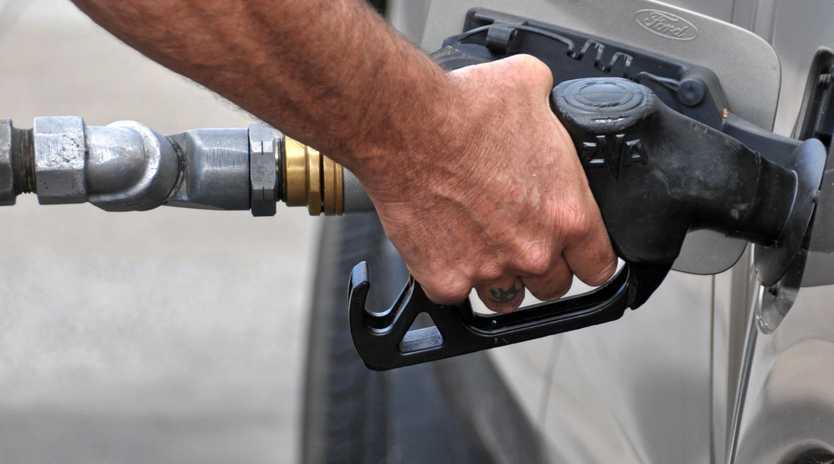 Fuel, generic, petrol, service station, petrol station. Photo: Kirstin Payne/Warwick Daily News