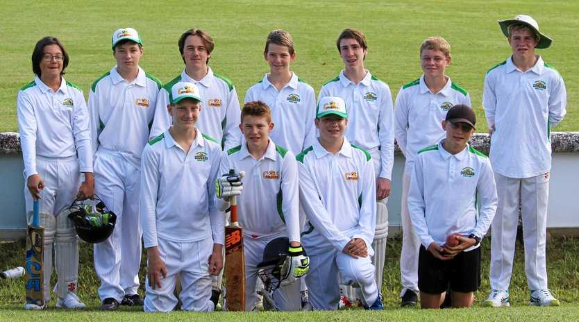 The Cooroy-Eumundi Under 15s looking for a good season are ready top play after the big wet.