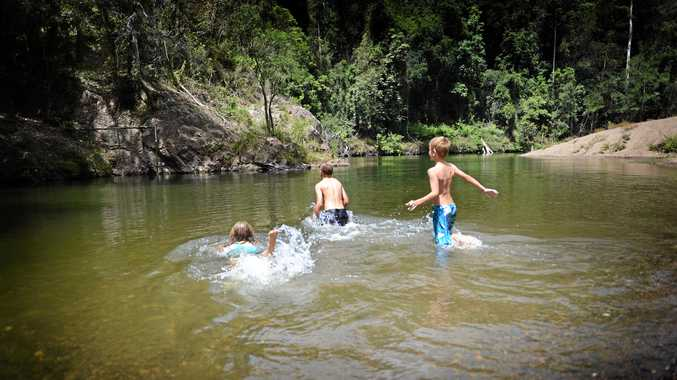 HEAT IS ON: 8 best places to swim in the Gympie region