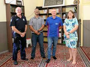Breaking the stigma: Mosque opens its doors to CQ