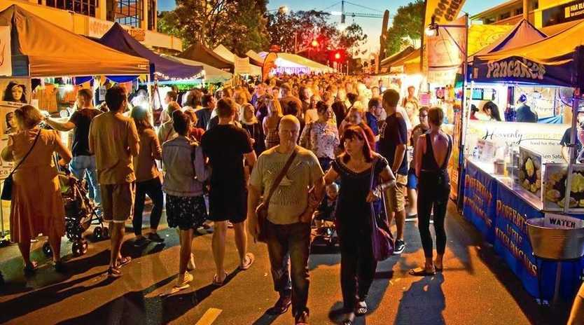 The new Ocean Street Party will be held on the first Friday of every month.
