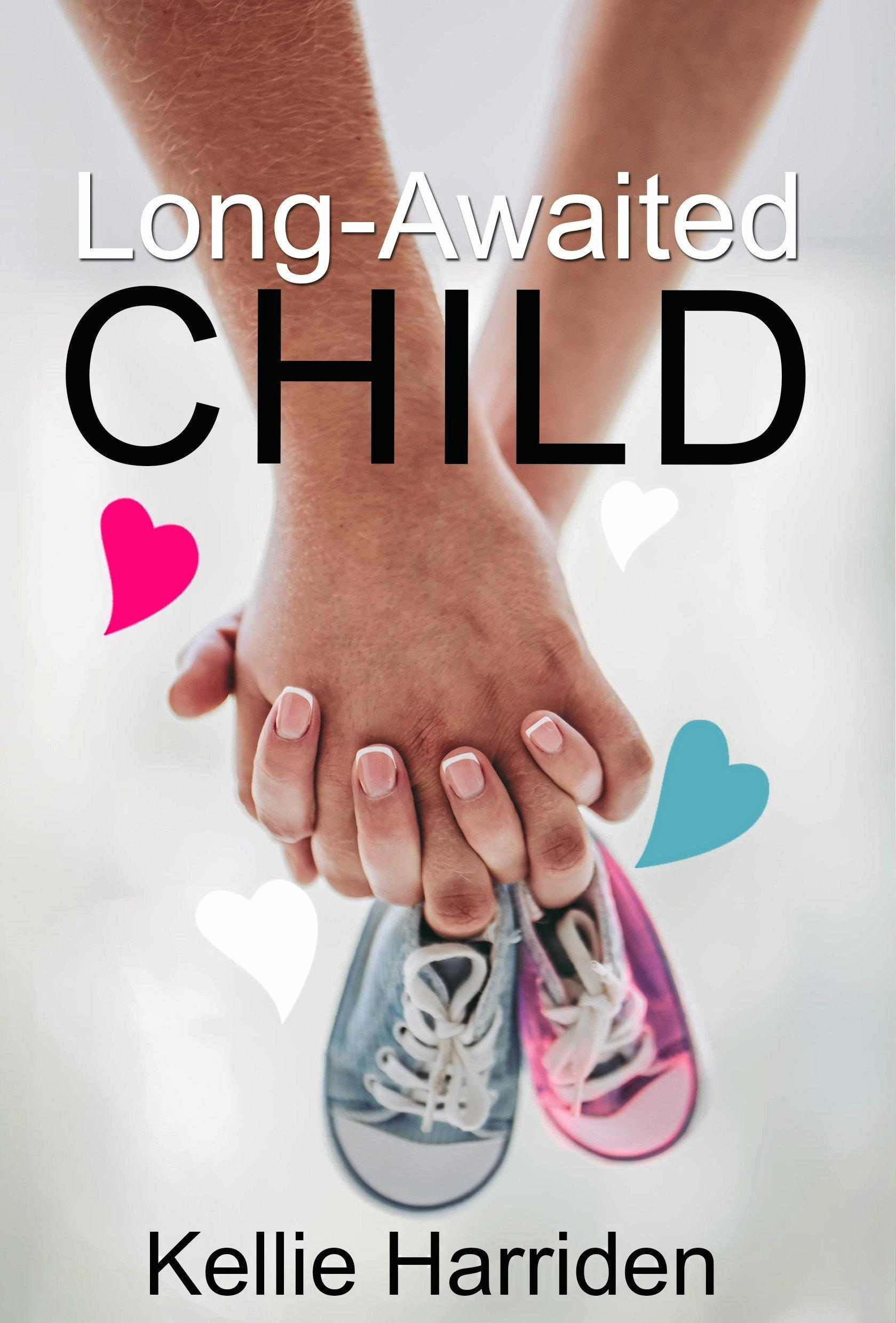 YOU'RE NOT ALONE: Kellie Harriden's book  Long-Awaited Child  aims to help women in their journey to have a baby.