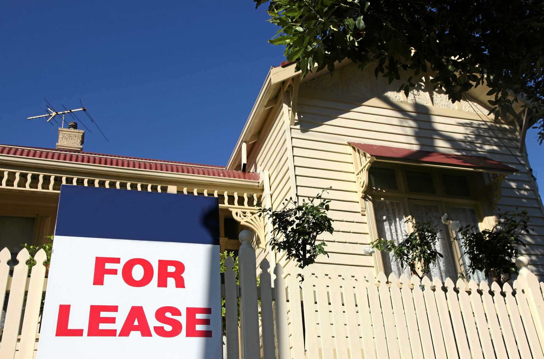 POSITIVE SIGN: The tightening of rental vacanices on the Fraser Coast shows the market is strengthening.