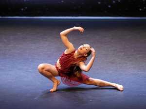 Competition heats up for Bundaberg's little dancer