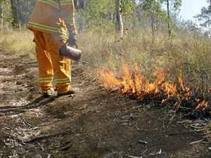 Hazard reduction burn to take place this weekend