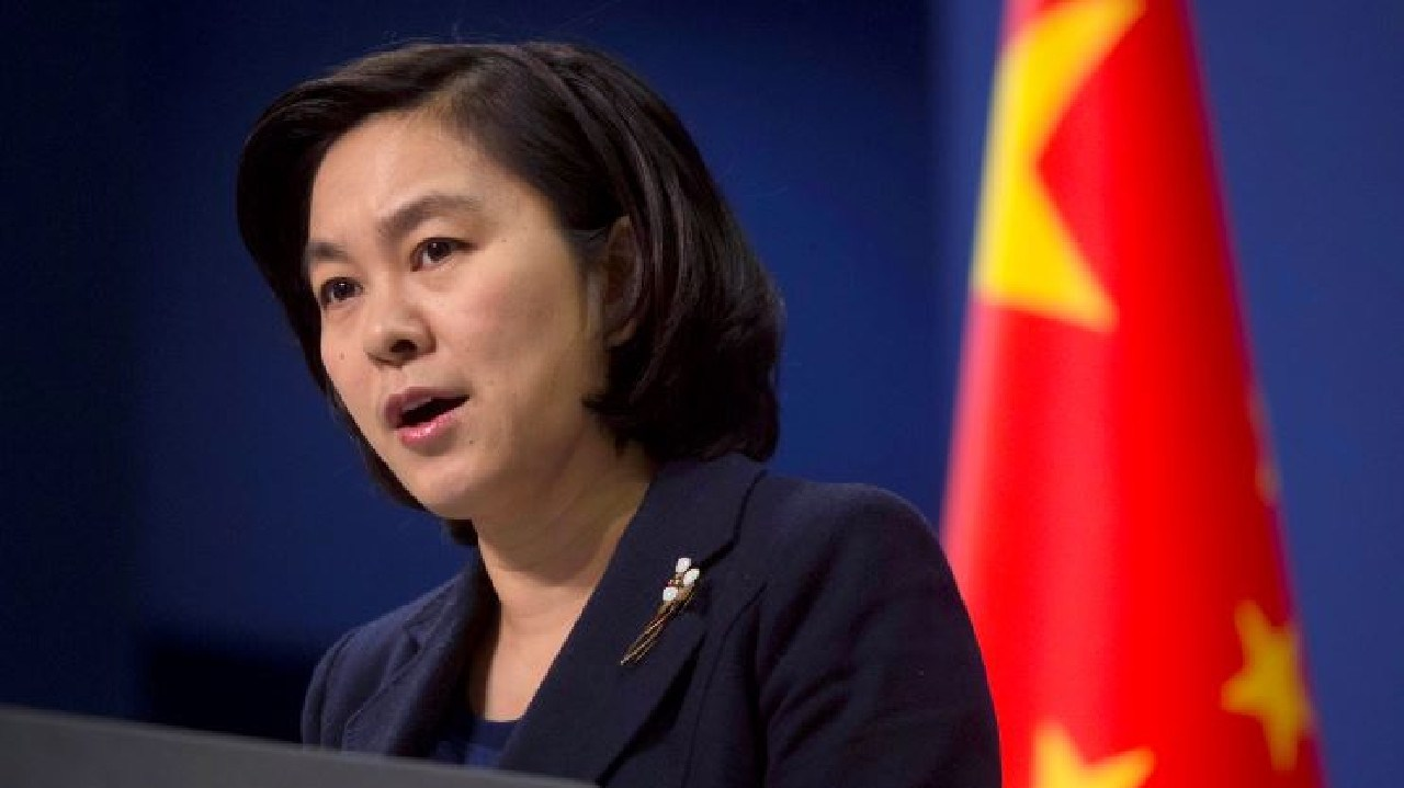 Foreign Ministry spokeswoman Hua Chunying denied China was listening in on the President's phone calls.