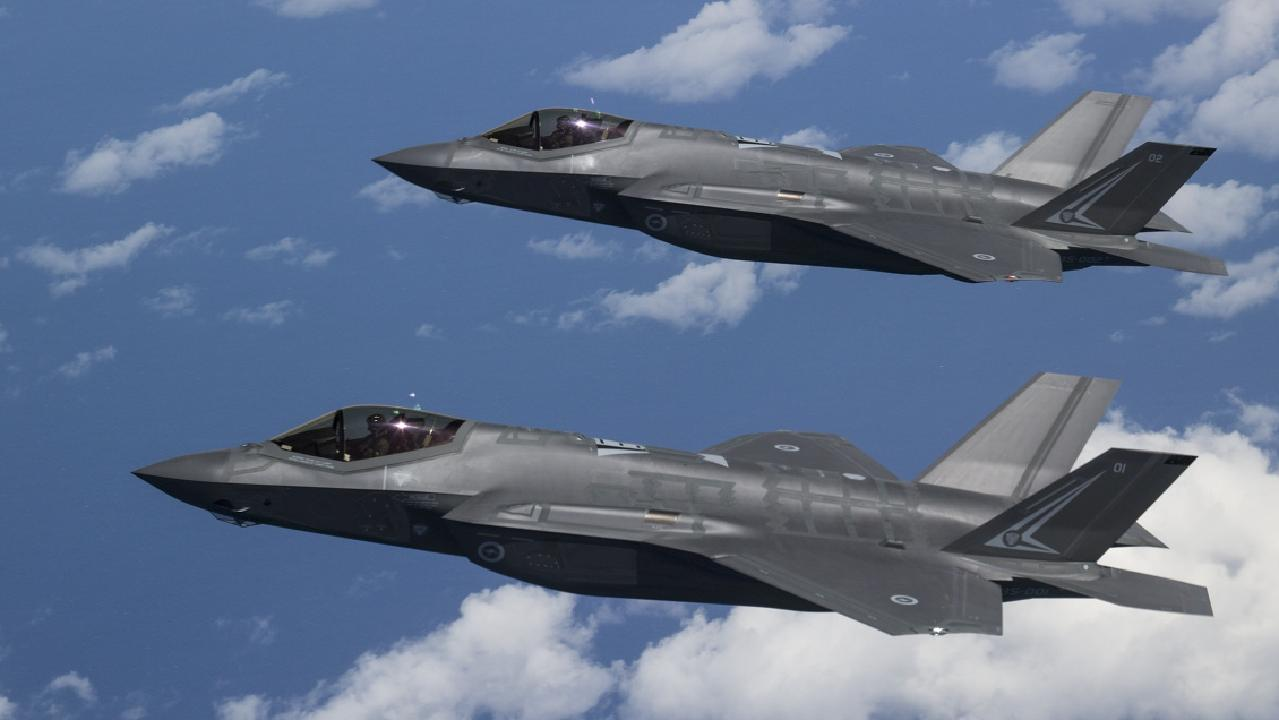 Australia has bought 72 F-35A fighter jets, which cost about $140 million each. Picture: ADF
