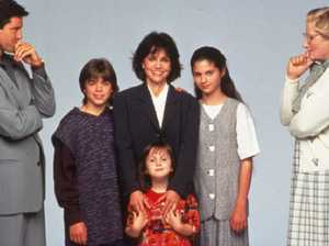 Mrs Doubtfire stars reunite 25 years on