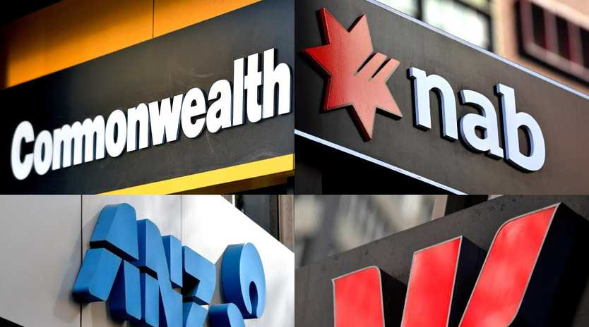 The Big Four banks. Picture: AAP