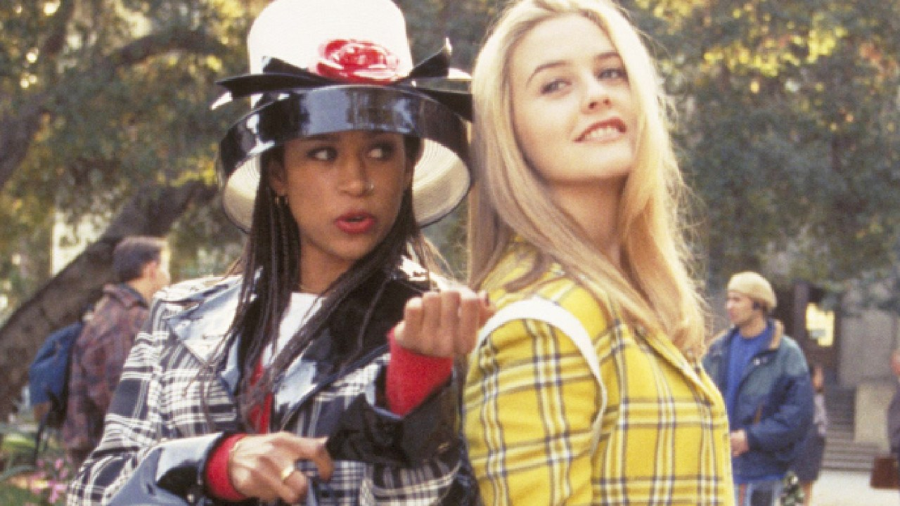 Stacey Dash and Alicia Silverstone in Clueless in 1995. Picture: Paramount/courtesy Everett Collection