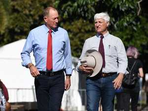 Katter denies dumping Anning for preferences