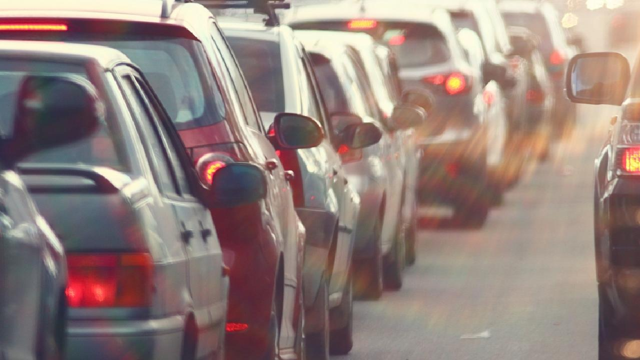If you live in the outer suburbs, chances are you've sat in a traffic jam or two. Picture: iStock