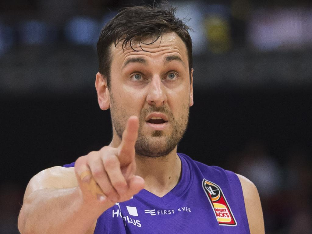 Andrew Bogut has taken aim at Cricket Australia officials. Picture: AAP