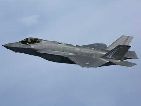 The F-35 Joint Strike Fighter can fly at a top speed of 1900km/h.