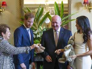 Unusual baby gifts Meghan has received