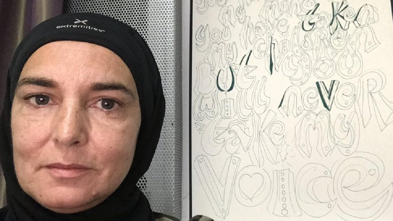 Sinead O'Connor has converted to Islam.