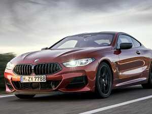 BMW's 8 Series has the grunt to match Monaro-like looks