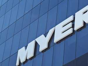 Myer cash registers 'crash' during Christmas rush