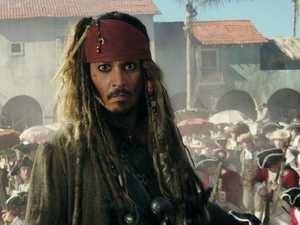 Depp 'axed' from Pirates of the Caribbean