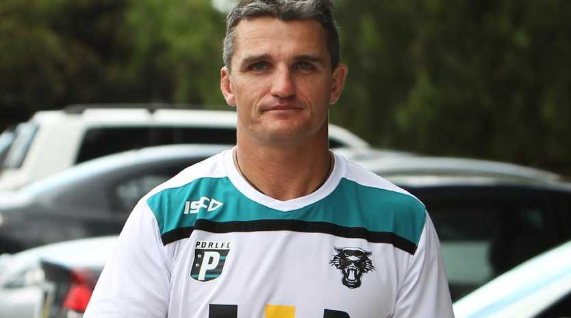 Way back in 2012, newly appointed Panthers coach Ivan Cleary heads to his first day of work at Penrith.