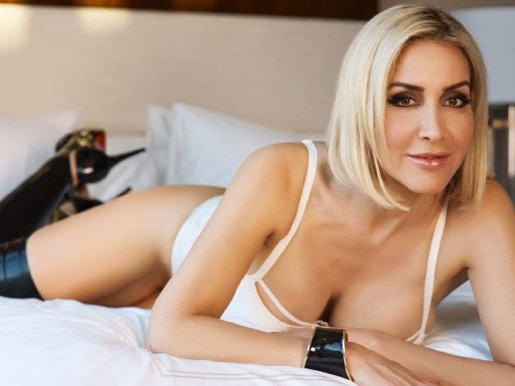 Author and escort Samantha X. Picture: Supplied