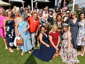 PHOTOS: Huge crowd at Ferguson Park for Cox Plate