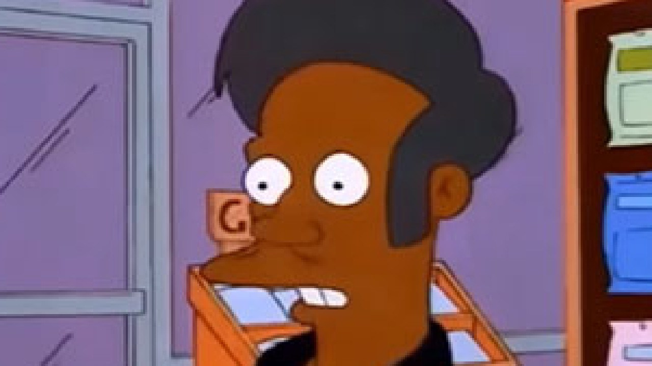 Simpsons character Apu Nahasapeemapetilon has become the centre of racial backlash and will be dropped from the show.