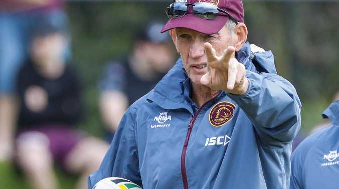 Wayne Bennett will coach the Rabbitohs in 2020. Picture: AAP