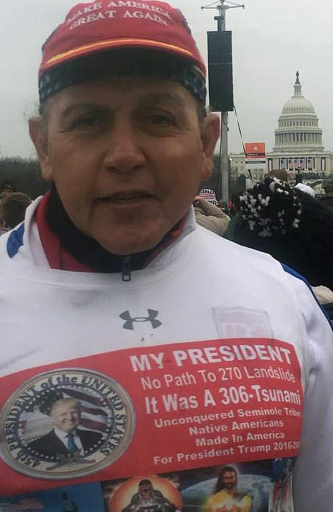 Cesar Sayoc has been arrested suspected of being the MAGAbomber