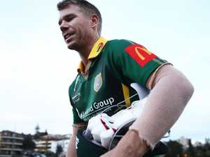 Warner sledged by Phillip Hughes' brother