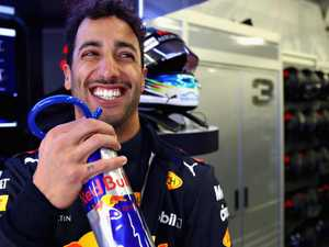Ricciardo sets blistering time for Mexico GP