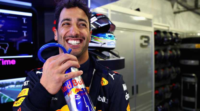 Daniel Ricciardo has helped set the pace for the Mexico Grand Prix. Picture: Getty