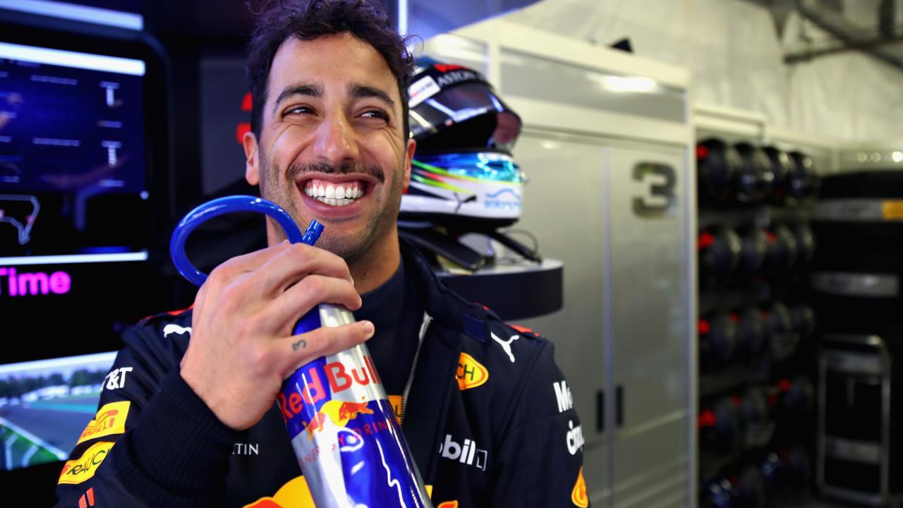Daniel Ricciardo has helped set the pace for the Mexico Grand Prix. Picture: Getty