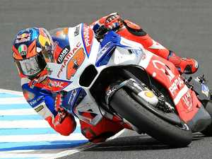 Miller to start from sixth on grid at Australian GP