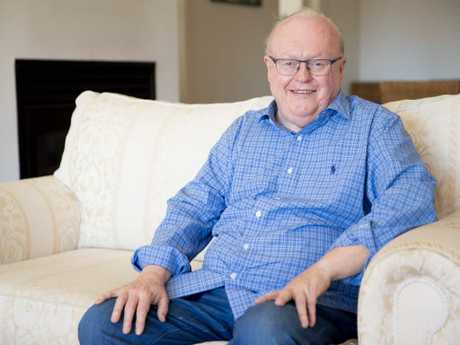 Richo's political wiles delivered a record 13 years of Labor government. Picture: Ryan Osland