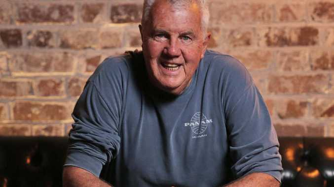 Daryl Braithwaite will help raise money for farmers at the Hay Mate concert. Picture: Sam Ruttyn