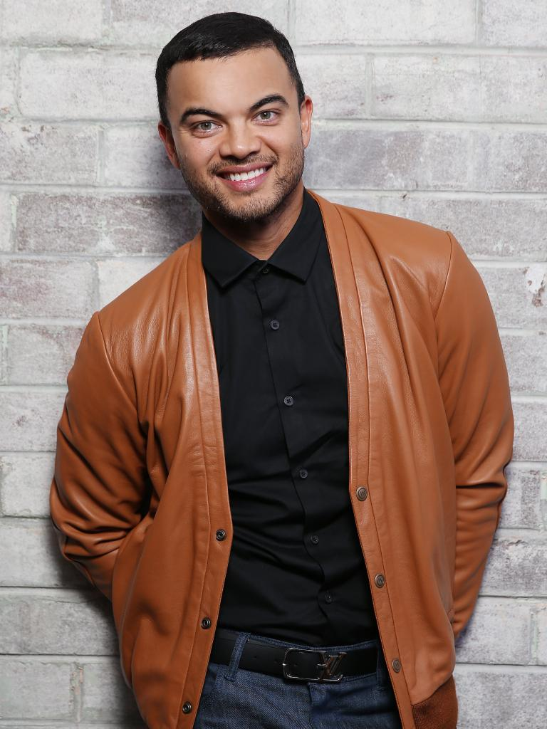 Guy Sebastian will help raise funds for drought-effected farmers. Picture: Sam Ruttyn
