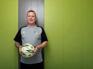 From Wembley to Bundamba: Scottish coach here to help