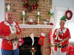 Homes transform into Christmas wonderlands on festive trail