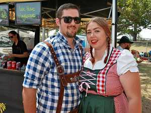 'Prost!' Coast beer and culture festival pitcher perfect