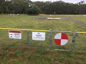 Council spends $50,000 upgrading helipad at Crows Nest