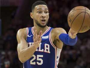 Ben Simmons to Essendon? NBA star's AFL dream