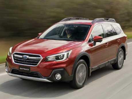 Supplied Cars Subaru Outback