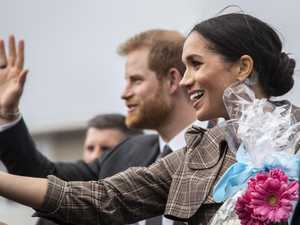 Harry shares loving photo of Meghan