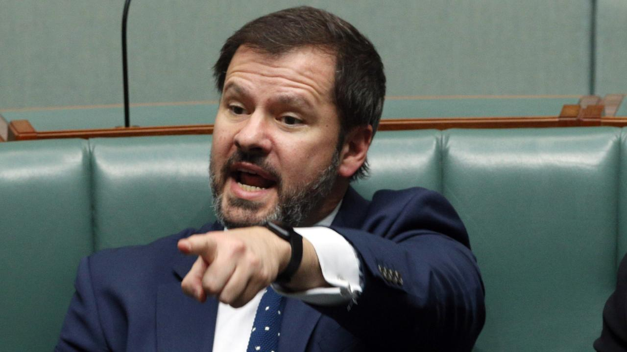 Labor's Human Services spokesman Ed Husic. Picture: Gary Ramage
