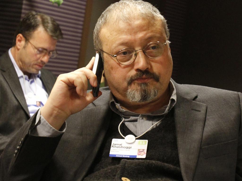 Saudi Arabian journalist Jamal Khashoggi vanished after entering the Saudi consulate in Istanbul on October 2. Picture: Virginia Mayo/AP