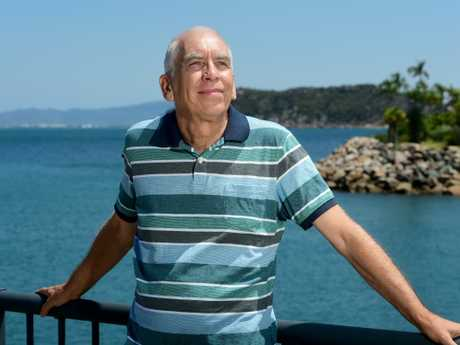 Hugh McDine of Magnetic Island had to wait six months for his pension to come through. Picture: Evan Morgan