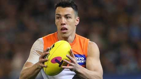 Shiel will come face-to-face with his old GWS teammates in the opening round of the 2019 season