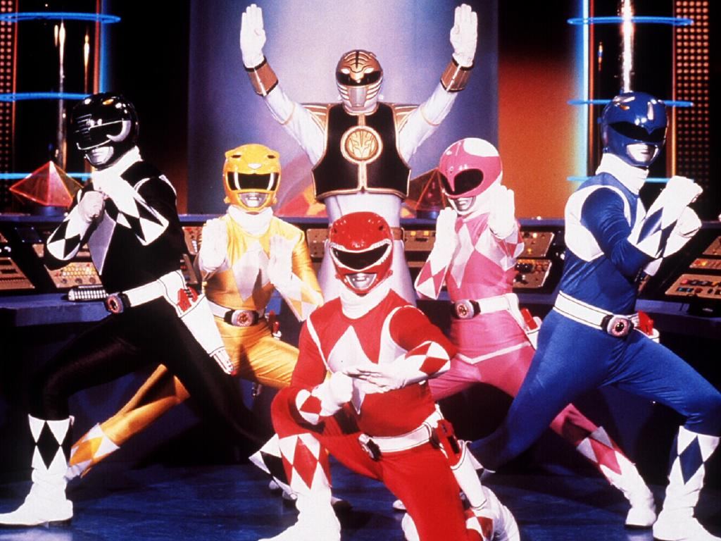 The Power Rangers changed over the seasons.