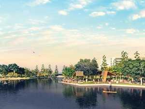 Beachside bombshell: Coast land is hot property
